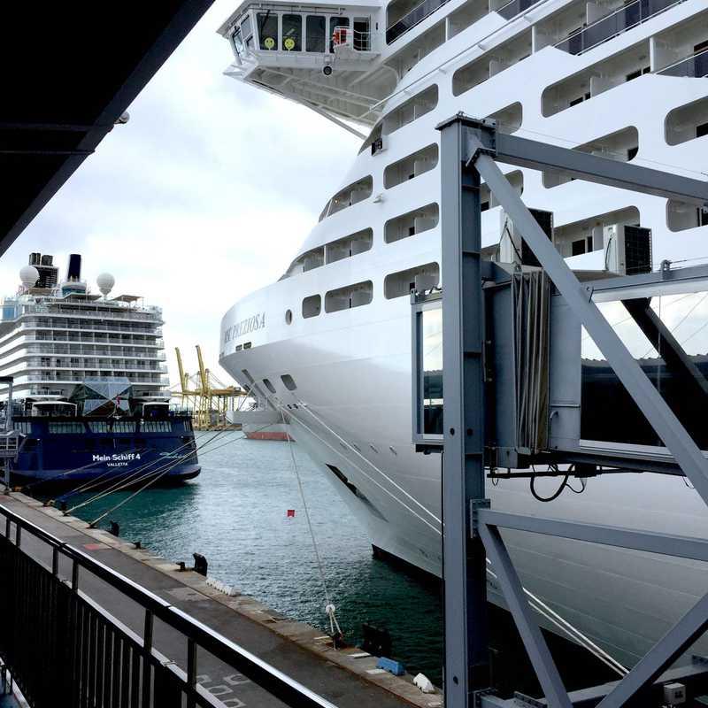 Cruise Terminal B