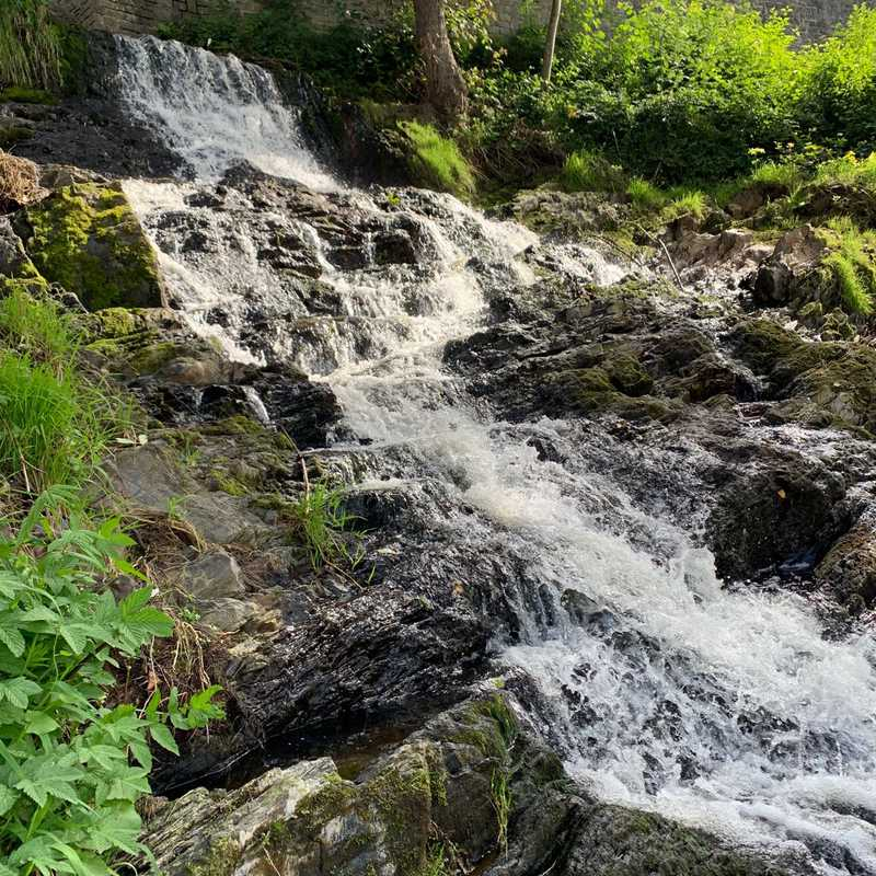 Waterfalls of Coo