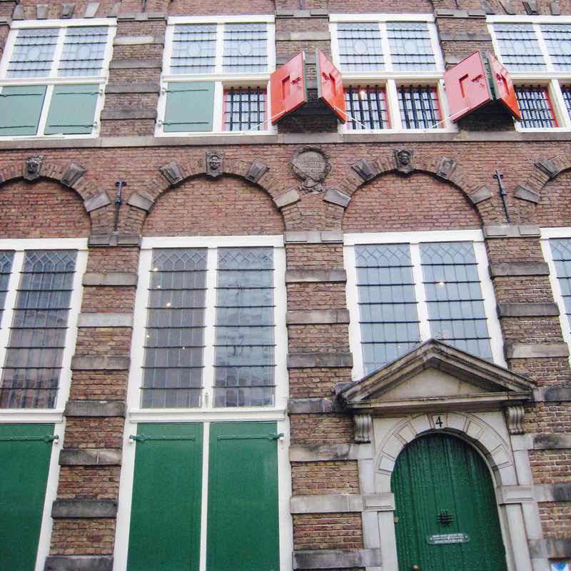 Place / Tourist Attraction: Rembrandt House Museum (Amsterdam, Netherlands)