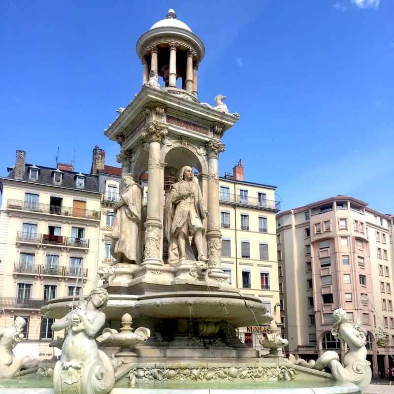 Fontaine des Jacobins