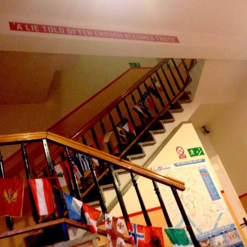 Good Bye Lenin Revolution Hostel
