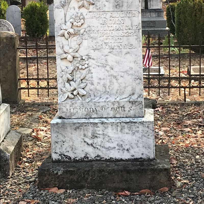 Jacksonville Cemetery