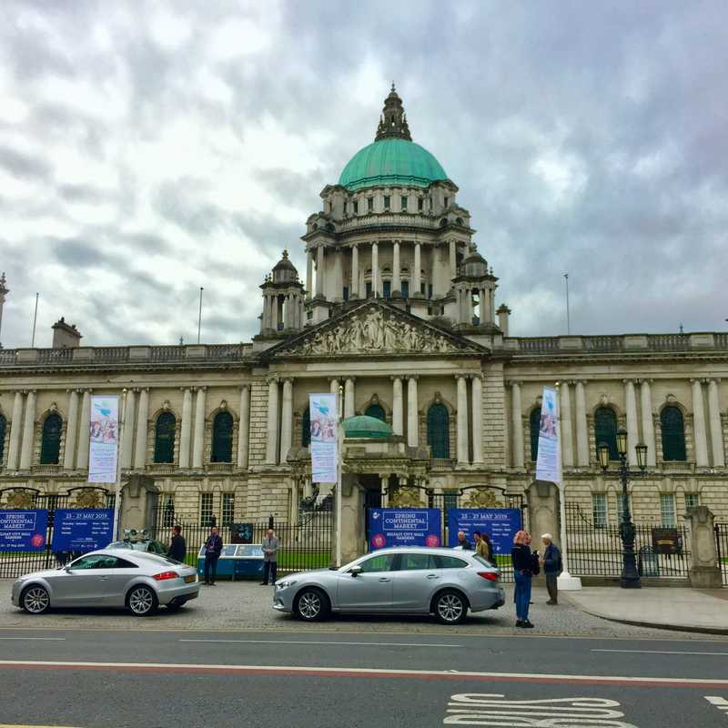 Belfast - Hoptale's Destination Guide