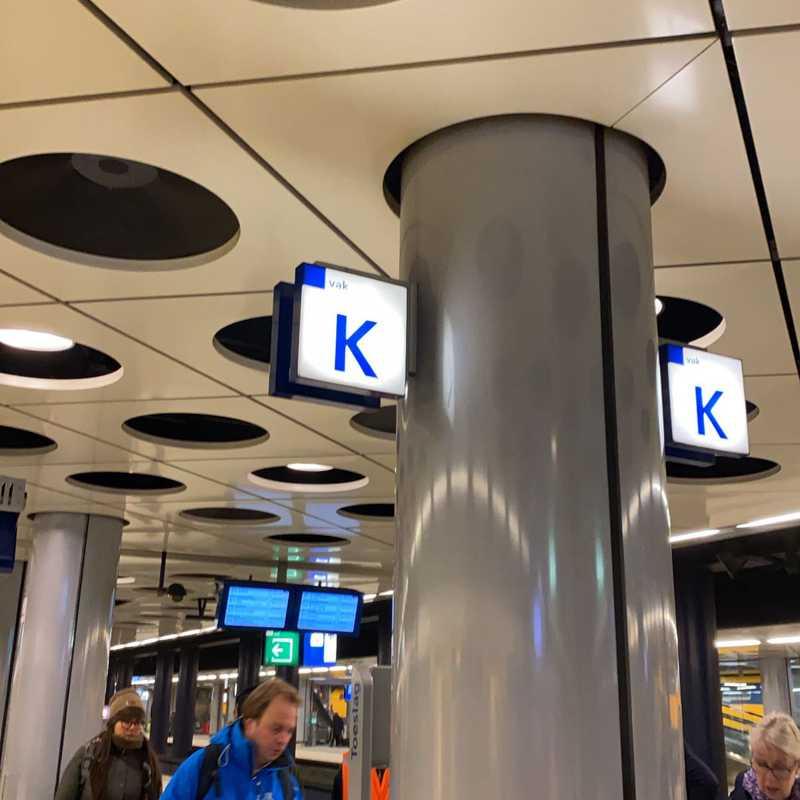 Schiphol Transit Stop