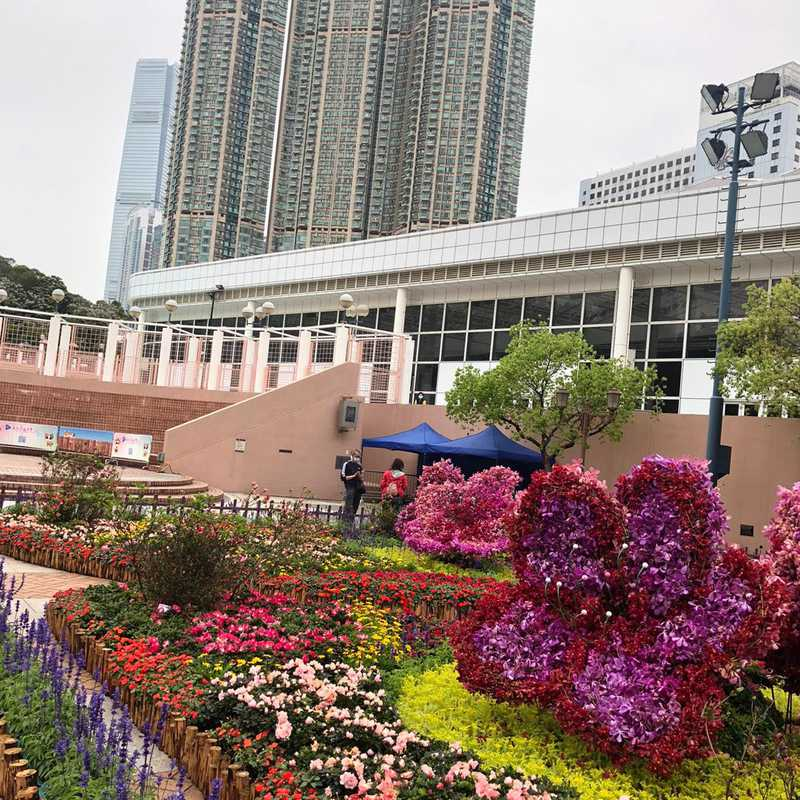 Kowloon Park Entrance