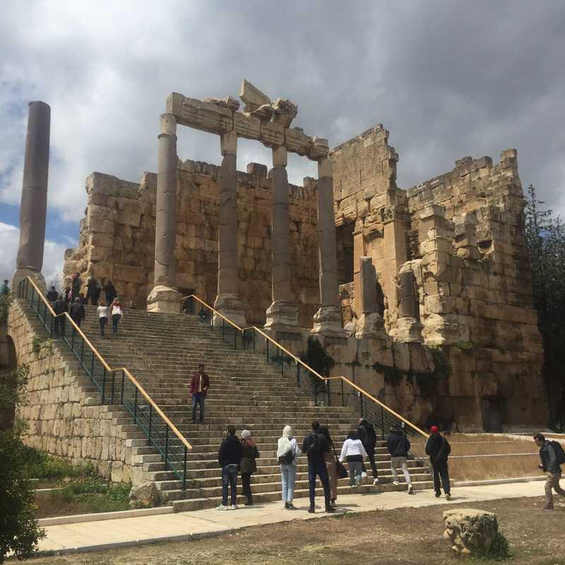Baalbeck Temple