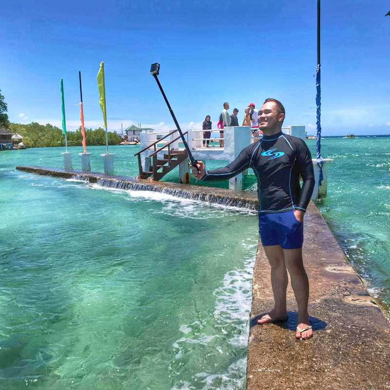 Trip Blog Post by @leojustine1124: Whispering Palm Resort, Sipaway Island, San Carlos City, Philippines Apr-2018 | 2 days in Apr (itinerary, map & gallery)