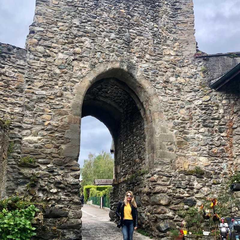 Porte de Nernier