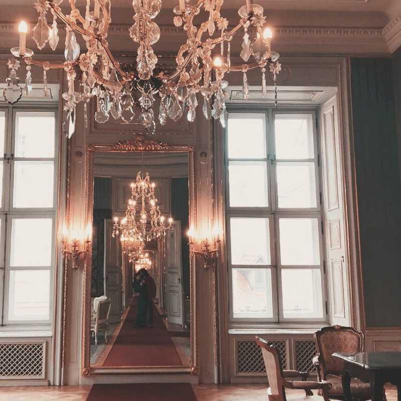 Zrkadlová sieň Primaciálneho paláca