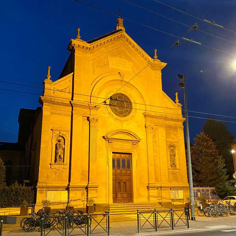 Chiesa di San Paolo di Ravone