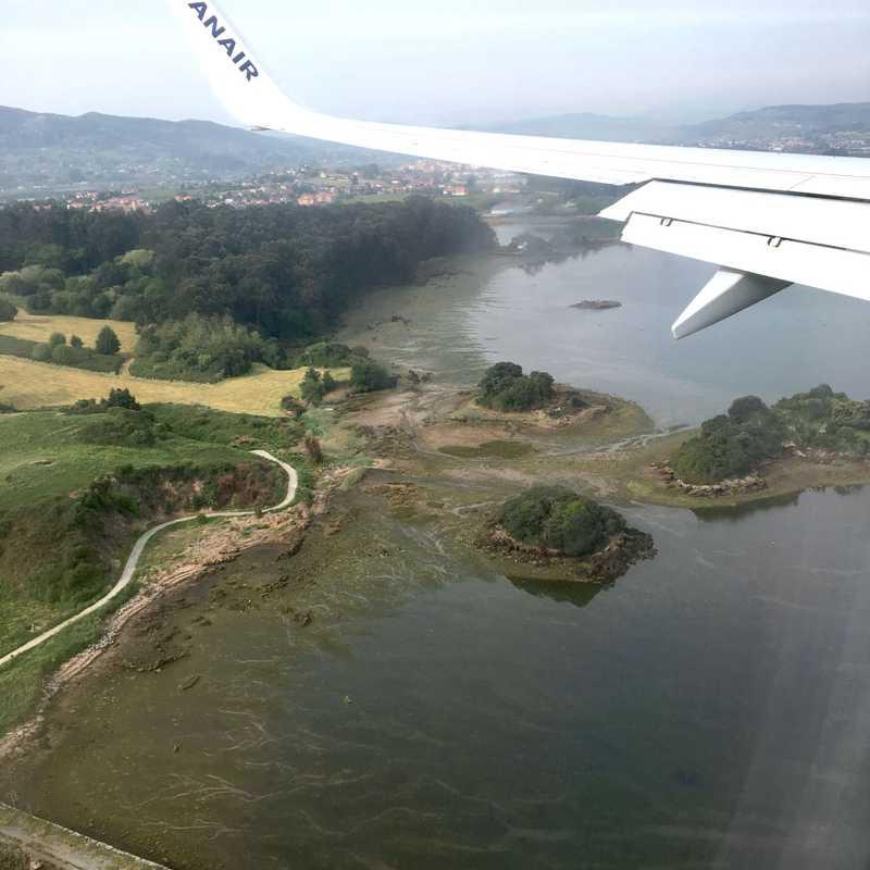 Aeropuerto de Santander-Seve Ballesteros