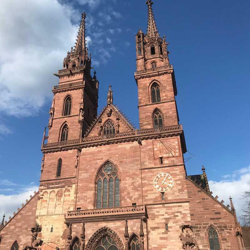 Münster of Basel