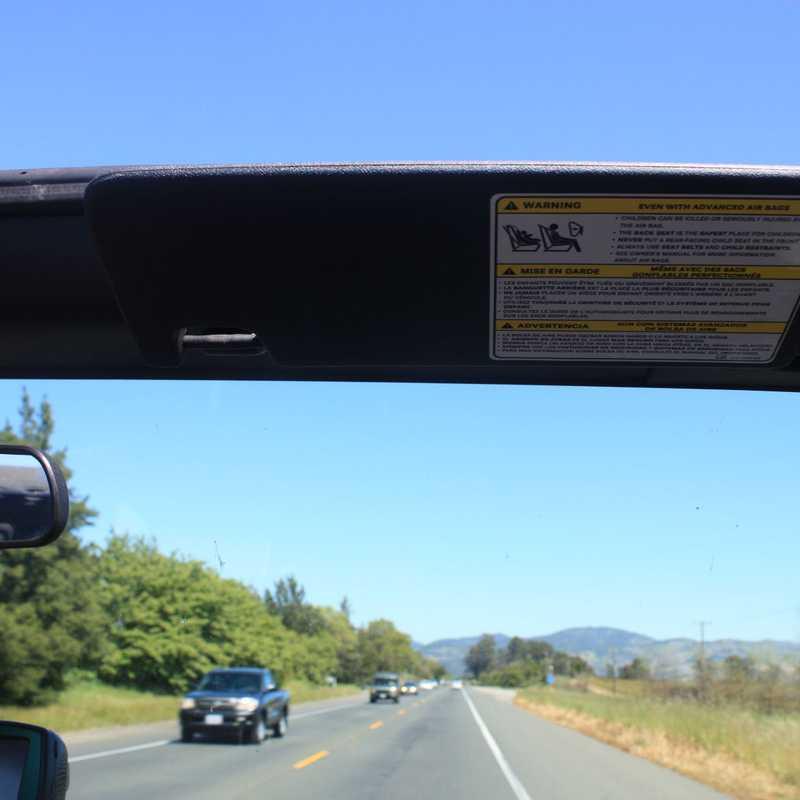 En Route to Napa
