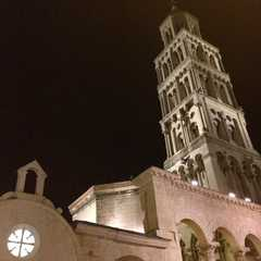Cathedral and Bell Tower of St. Domnius
