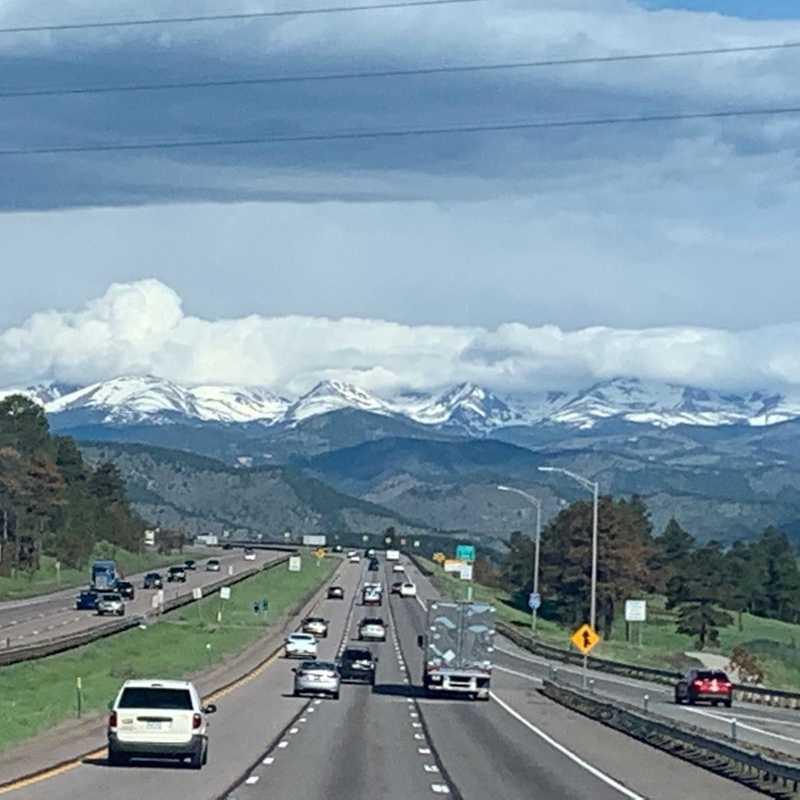 Colorada travel day