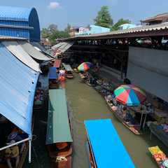 Damnoen Saduak Floating Market - Photos by Real Travelers, Ratings, and Other Practical Information
