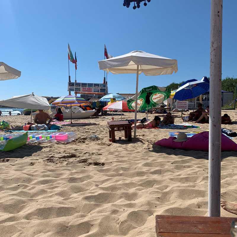 Primorsko North Beach