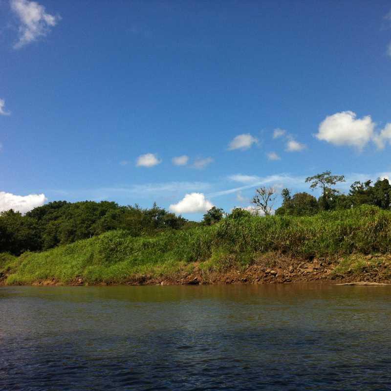 Bus/Boat: La Fortuna to Tortuguero