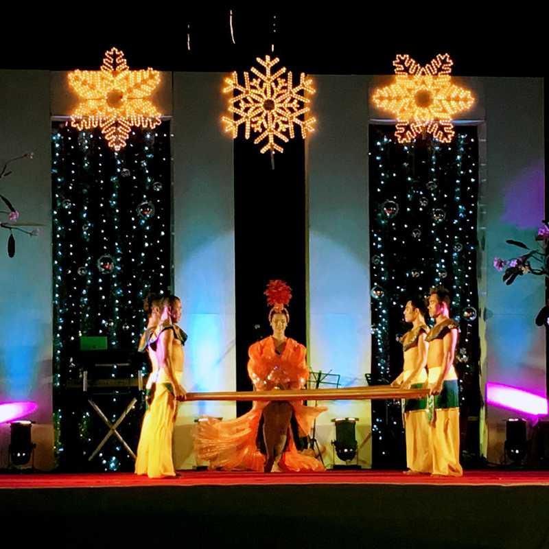 Christmas Eve Gala at the Resort