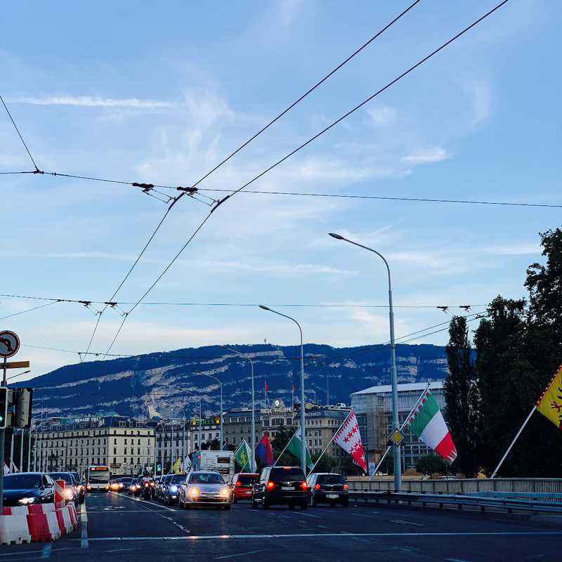 Trip Blog Post by @Nathan: One Day Trip to Geneva | 1 day in Aug (itinerary, map & gallery)