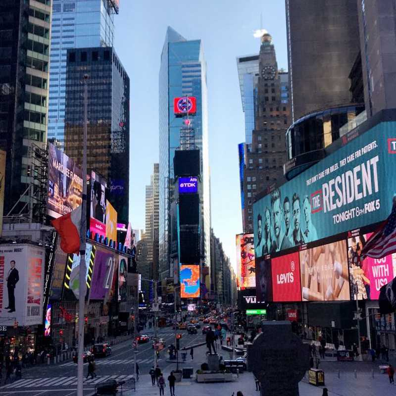 Trip Blog Post by @kuki: New York 2019 | 5 days in Jan (itinerary, map & gallery)