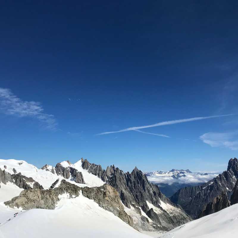 Skyway Monte Bianco Funivie