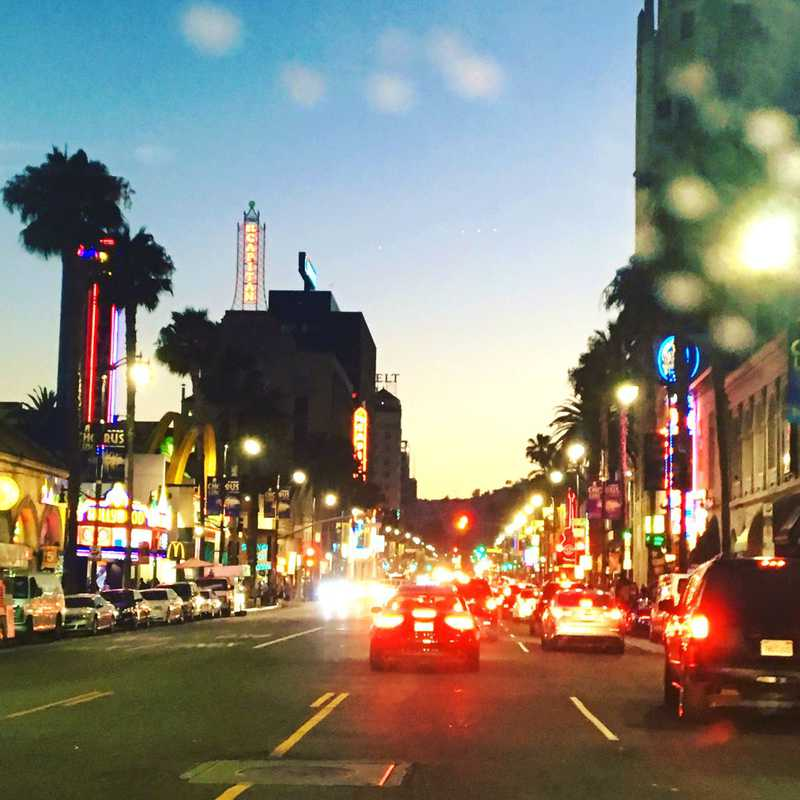 Los Angeles 2016 | 5 days trip itinerary, map & gallery