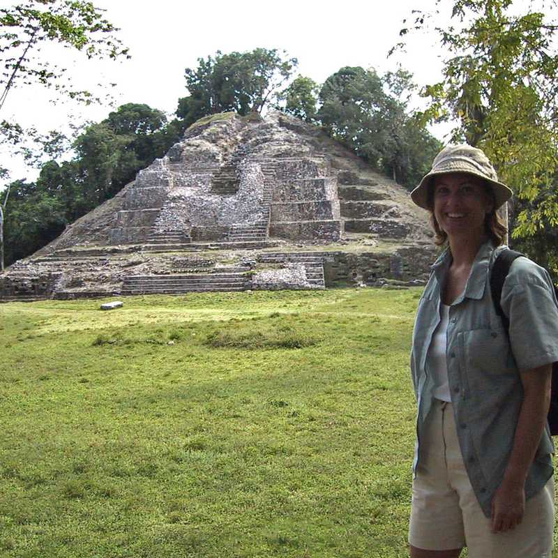 Lamanai Archaeological Reserve