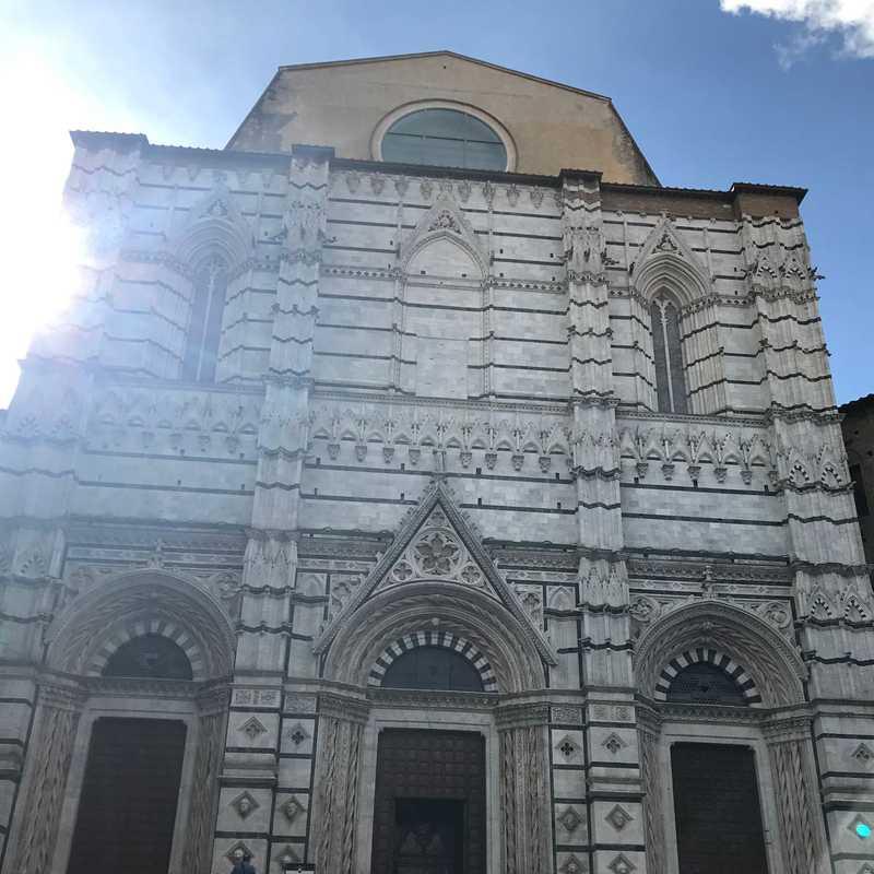 Baptistery of St John
