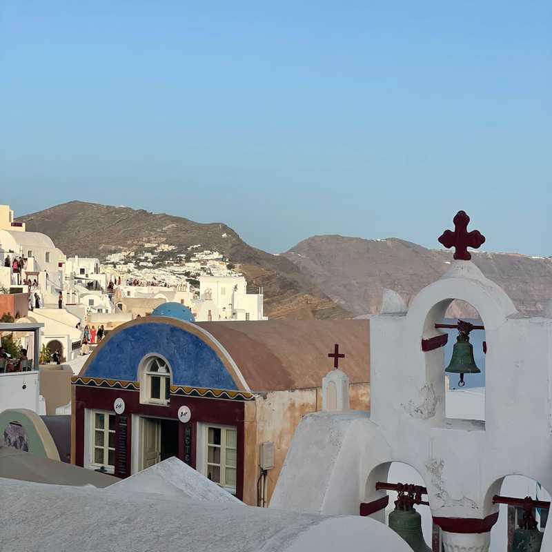 Trip Blog Post by @Ch_Konstantis: Santorini 2021 | 4 days in Sep (itinerary, map & gallery)
