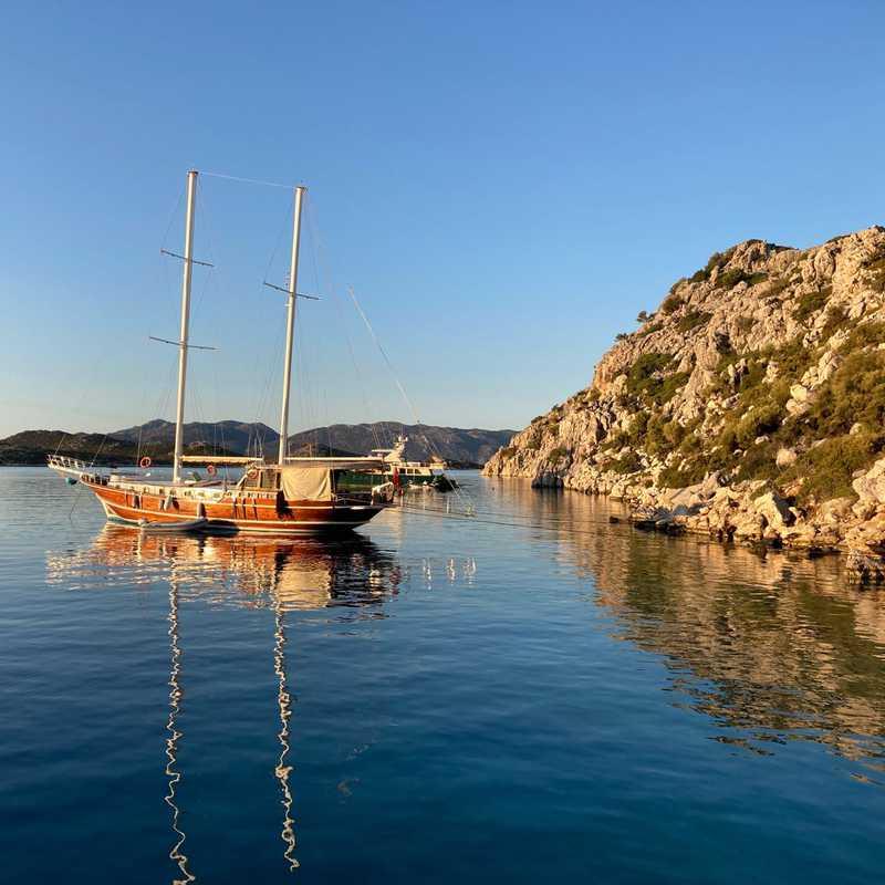 Trip Blog Post by @yolacikmali: Mavi Yolculuk 🇹🇷 | 7 days in Sep/Oct (itinerary, map & gallery)