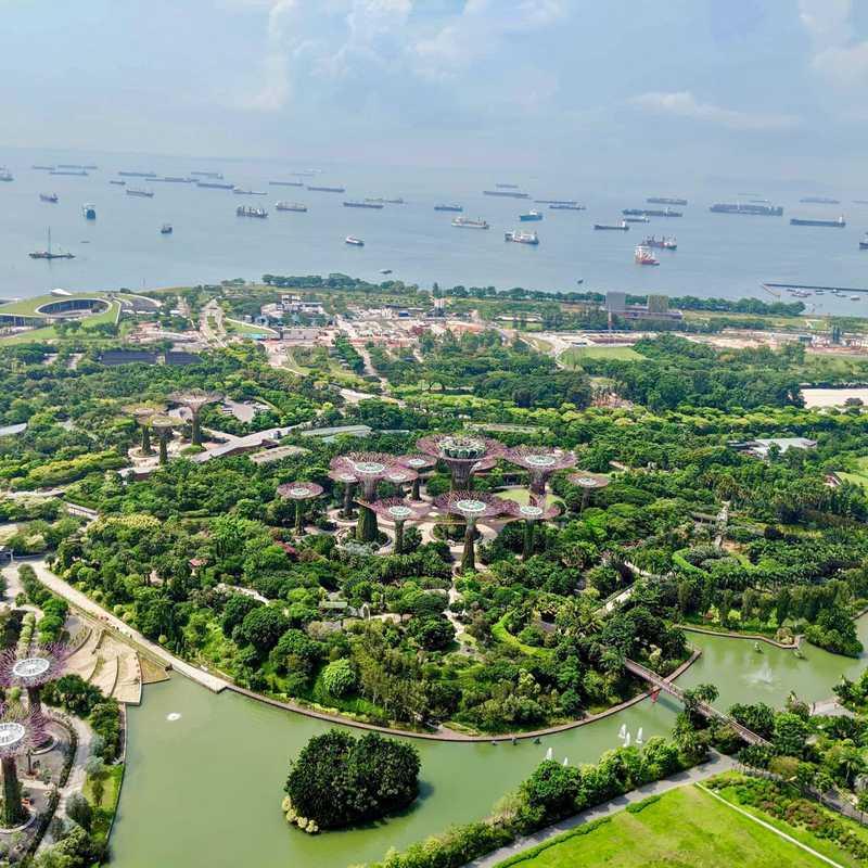 Singapore Marina by the Bay