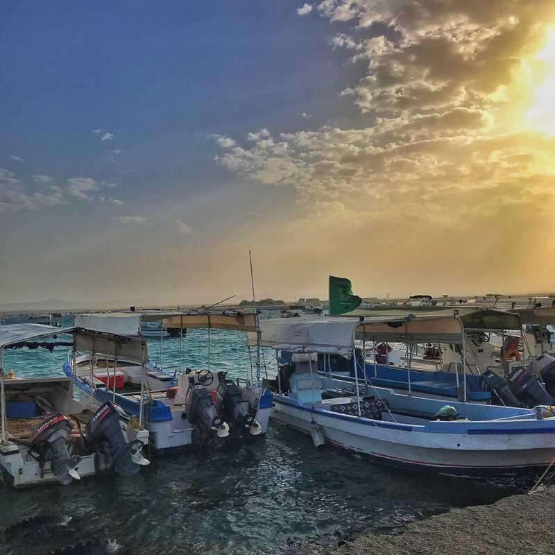 Port of Umluj