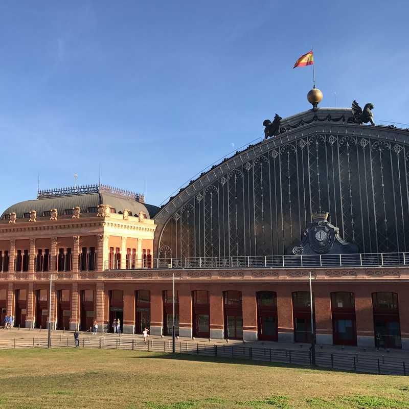 Greenhouse Atocha