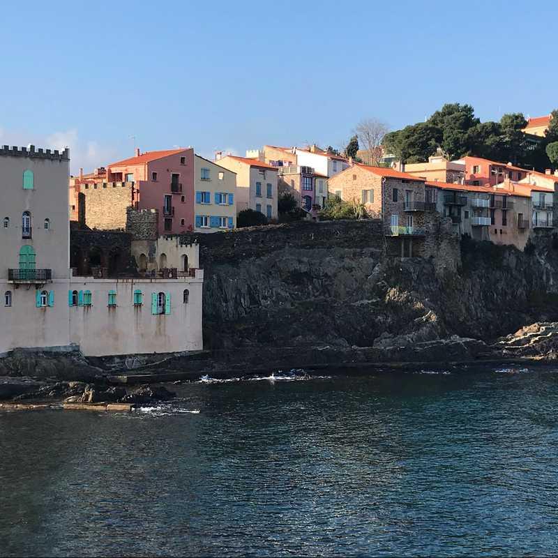 Plage Saint-Vincent de Collioure
