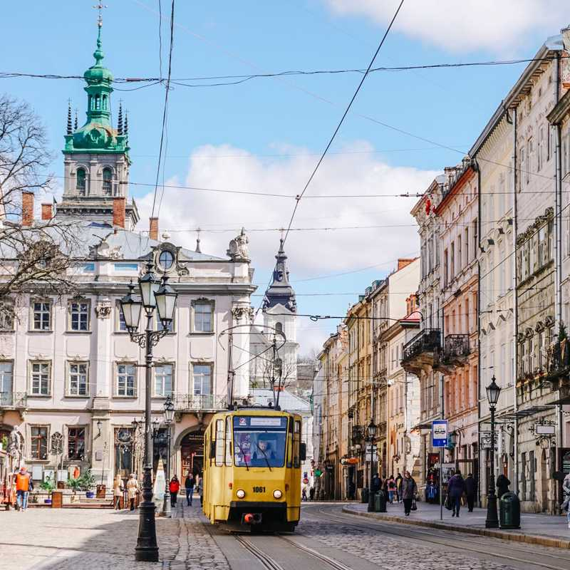 Lviv 2021 | 3 days trip itinerary, map & gallery