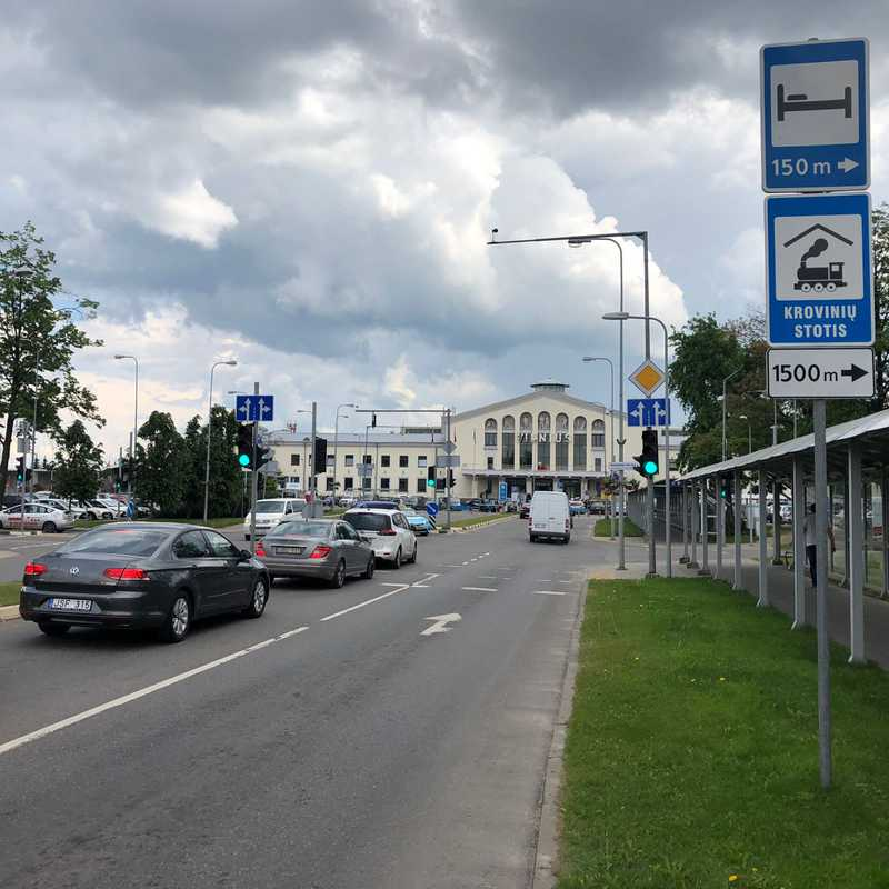 Vilnius International Airport (VNO)