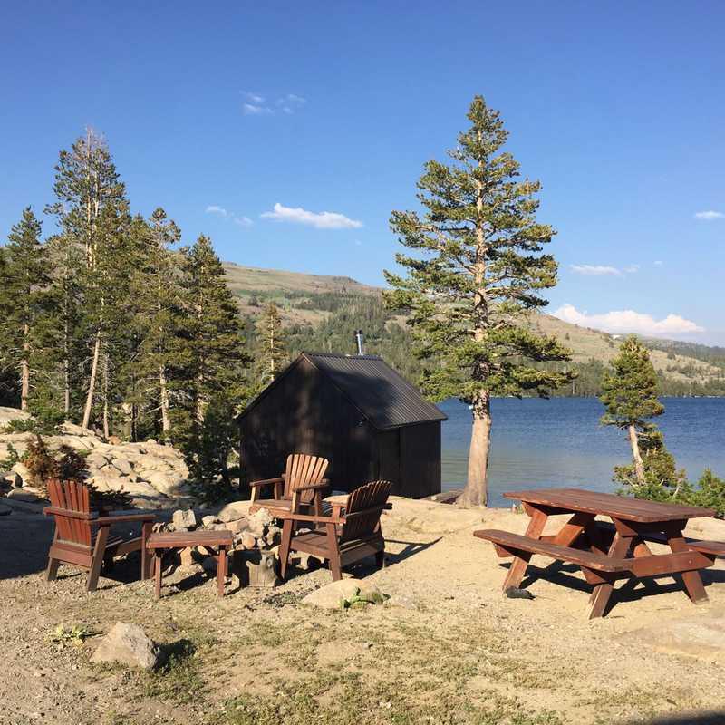 Caples Lake Resort