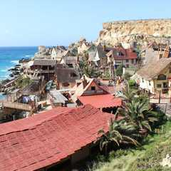 Popeye Village - Photos by Real Travelers, Ratings, and Other Practical Information