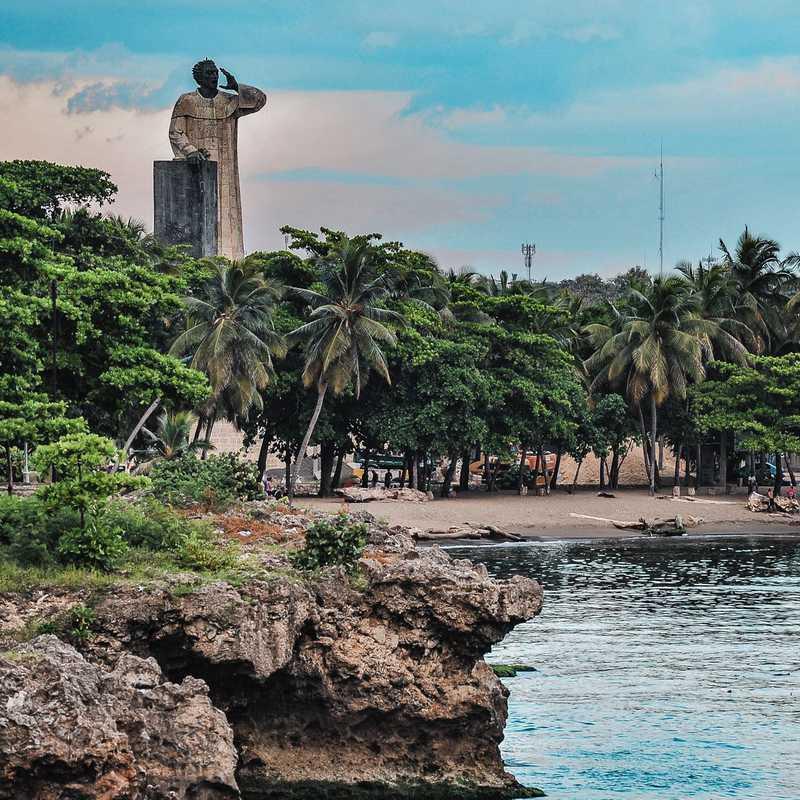 SANTO DOMINGO 🇩🇴   2 days trip itinerary, map & gallery