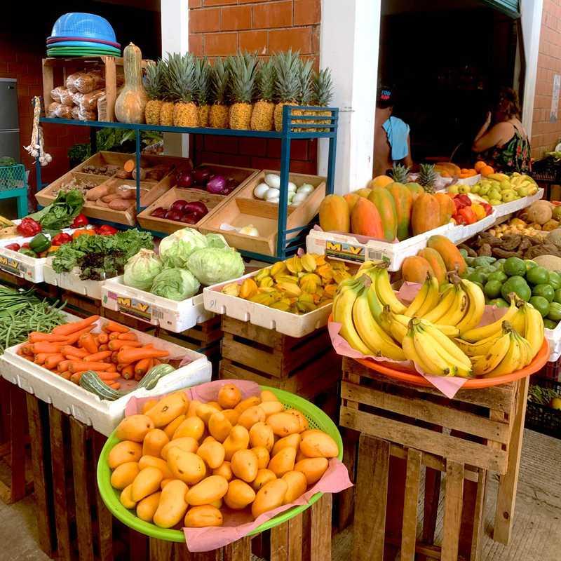 Mercado Zicatela