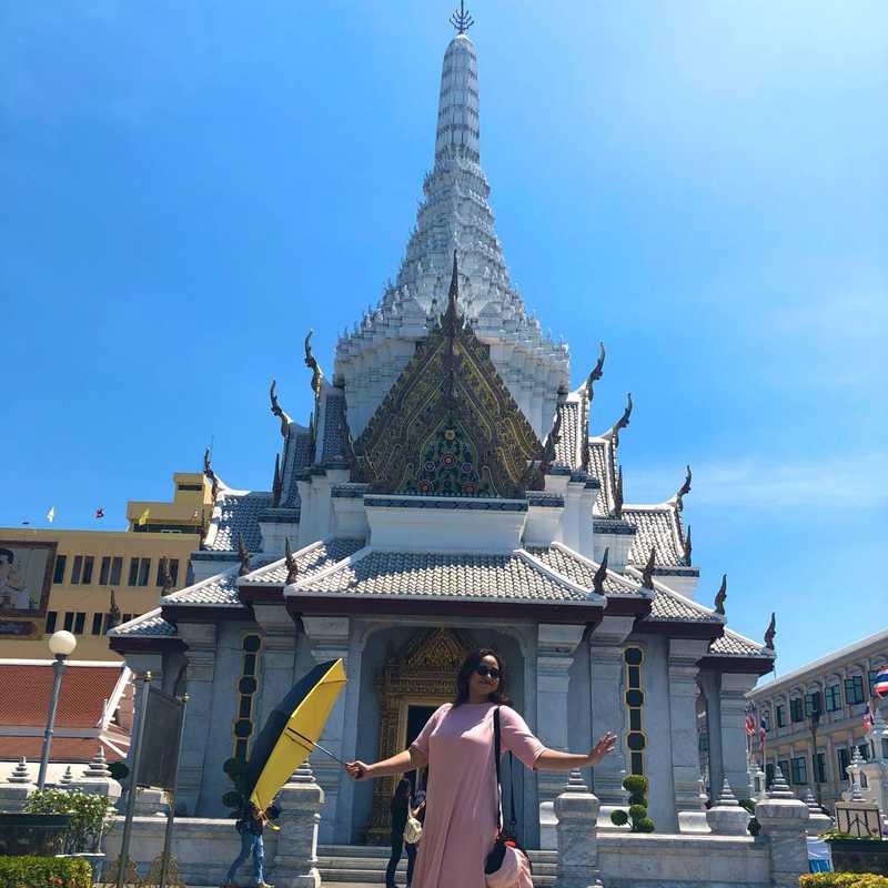 Bangkok City Pillar Shrine
