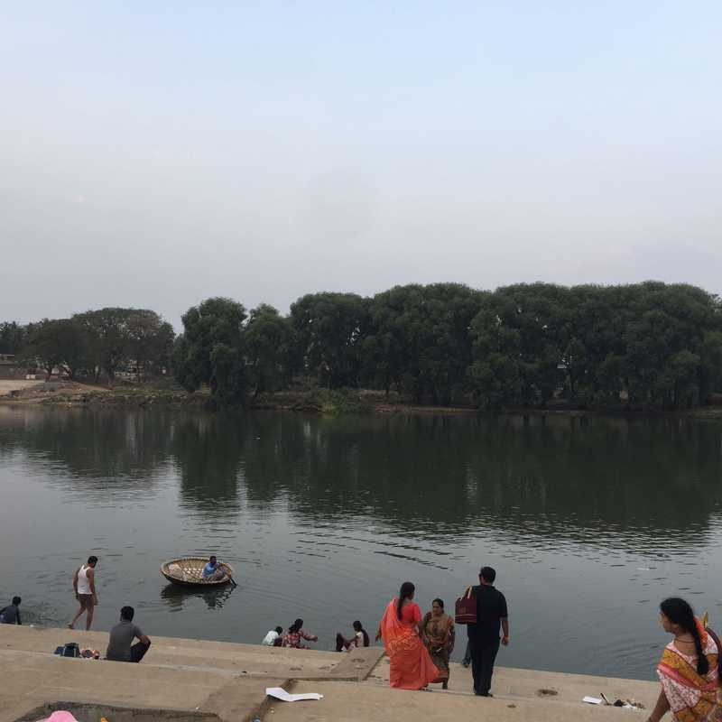 Kapila River - Bathing Area