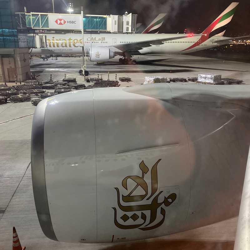 Dubai International Airport Terminal - 3 Concourse B