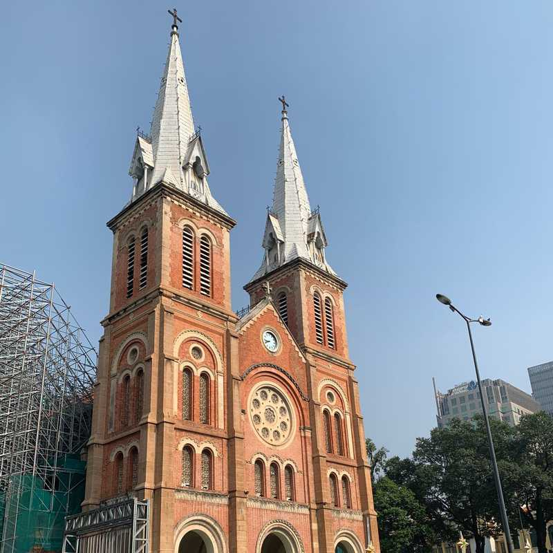 Notre Dame Cathedral of Saigon
