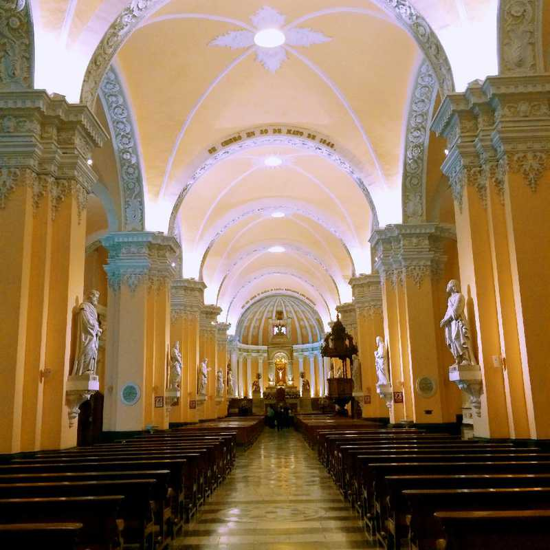 Arequipa Cathedral Museum Tour