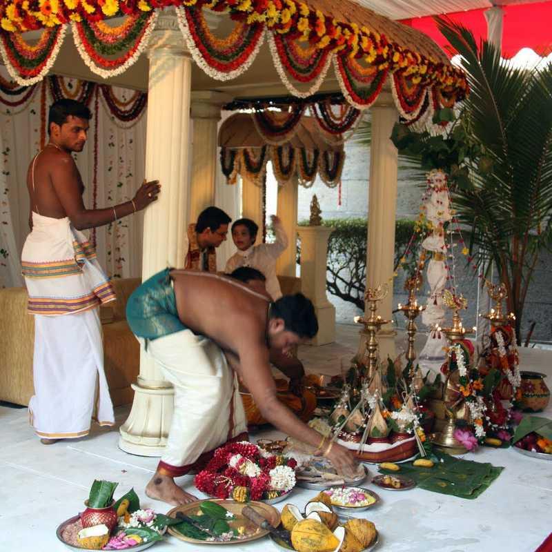 Reception at Amangalla