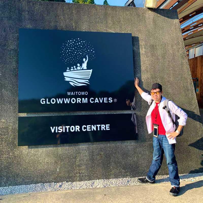 Glow-worm Cave Tour, Greymouth, West Coast, New Zealand