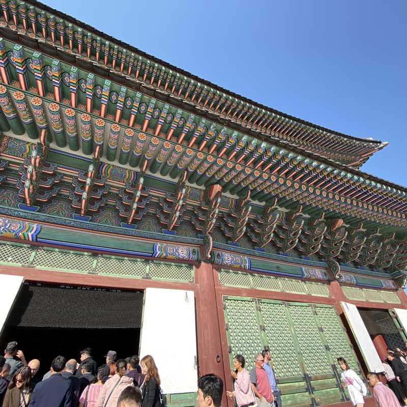 Gyeongbokgung Palace