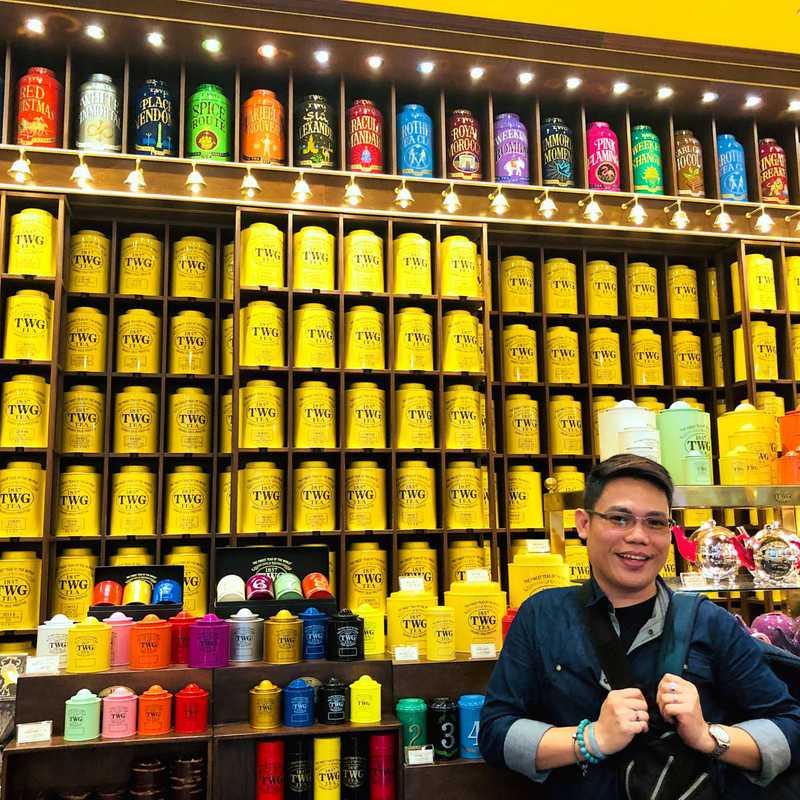 TWG Tea at Taipei 101 B1